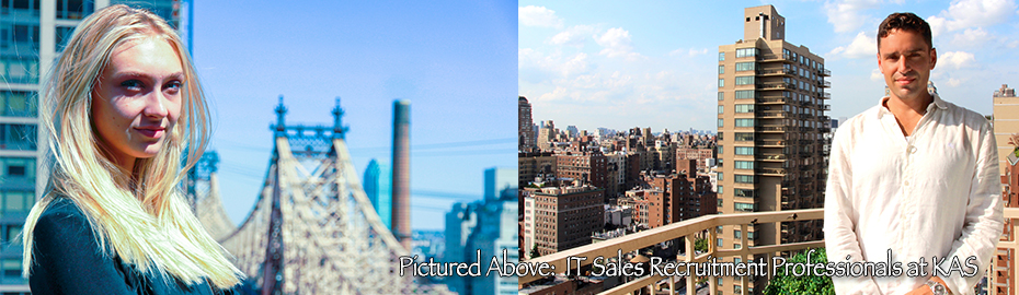 """IT Sales Recruiters NYC"""