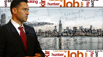 """Chicago marketing headhunter"""